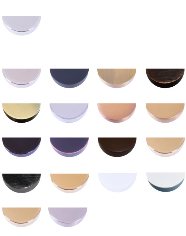Available Finishes - 99-Project
